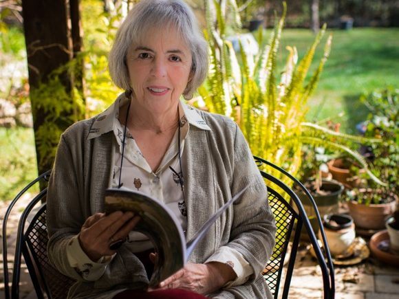 Charlotte Muse pens book of poetry In Which I Forgive the River
