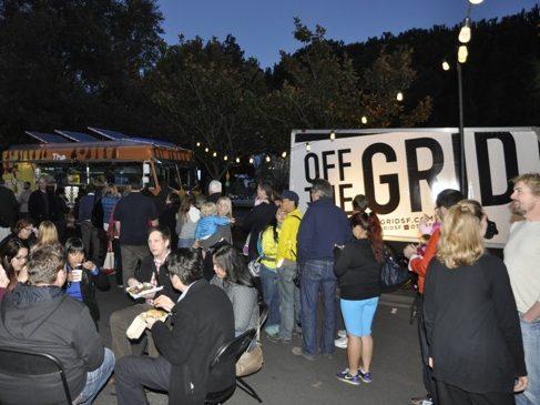 Off the Grid food truck market returns to Menlo Park