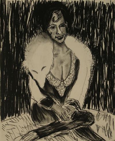 Josephine Baker by Michael Pauker