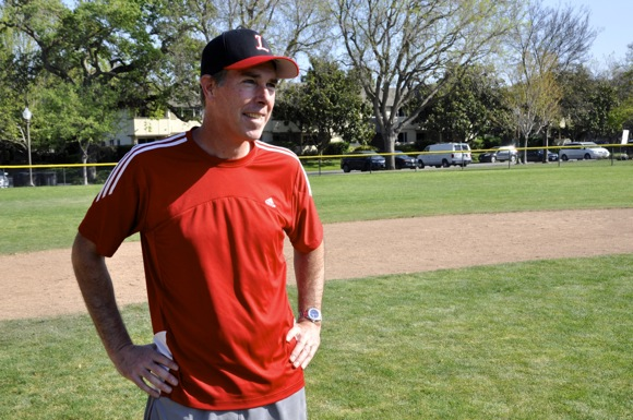 Post image for Menlo-Atherton Little League coach – Bob Baxter – wins Positive Coaching Alliance award