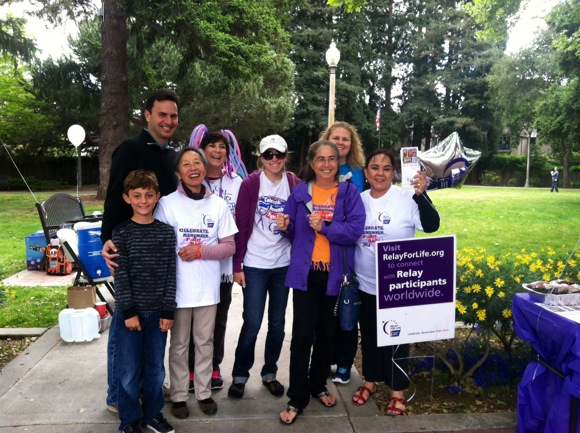 Menlo Park Relay for Life holds kick off event in Fremont Park