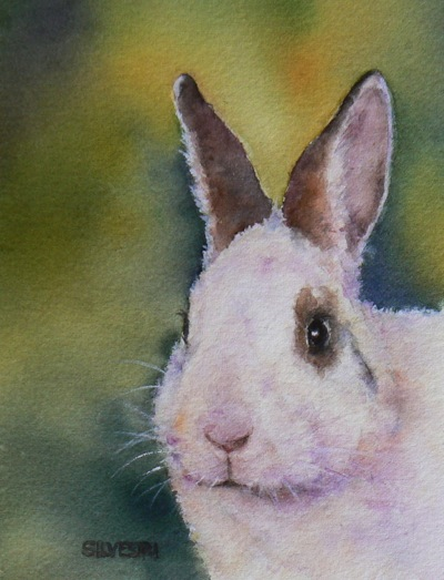 Post image for Teresa Silvestri's animal paintings are featured at Portola Art Gallery in May