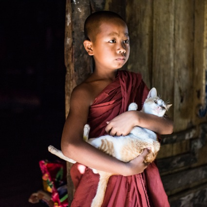 Photographer Irene Searles casts her lens on the people and landscapes of Burma
