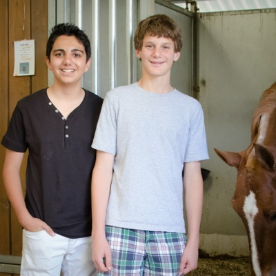 Post image for Two young equestrians set to compete in UPHA show at Horse Park this weekend