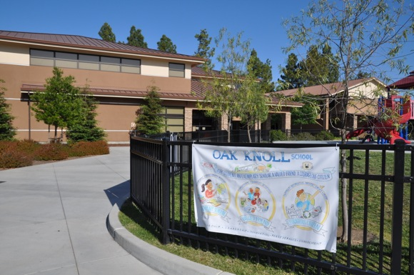 Post image for Laurel and Oak Knoll schools receive California Distinguished School Award