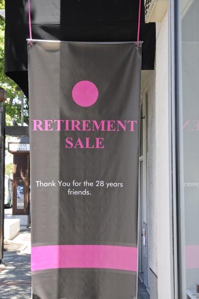 The Jeweler proprietors bid adieu to Menlo Park and Santa Cruz Avenue after almost three decades