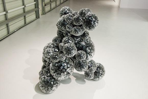 Untitled (mylar) by Tara Donovan