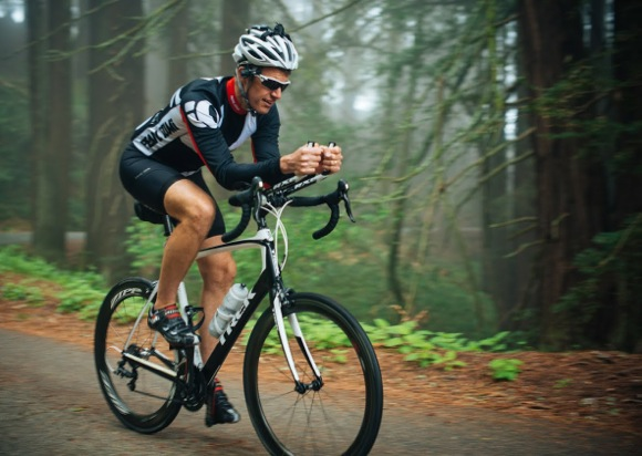 Post image for John Tarlton is participating in cycling's Race Across America to raise money for Stanford Cancer Institute