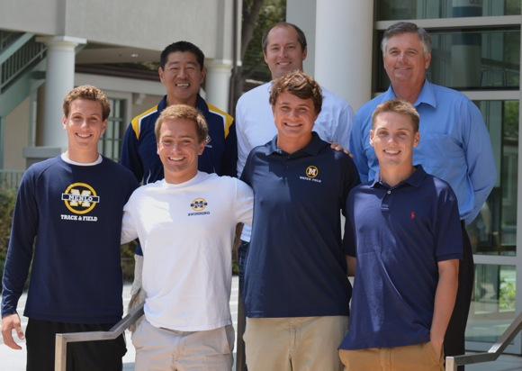 Post image for Trio of Menlo School spring sports teams named CCS scholastic championships