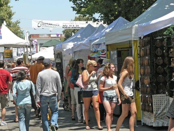 Menlo Park Connoisseur's Marketplace