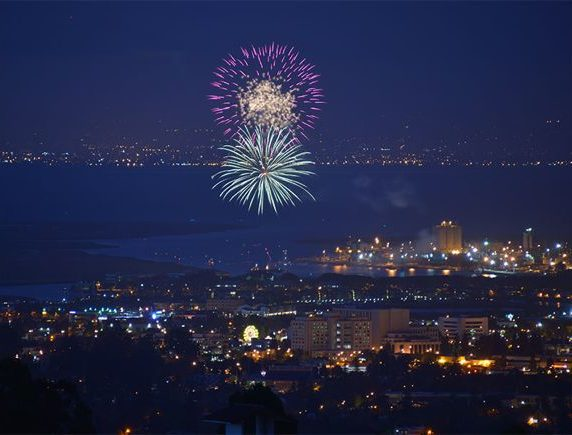 Celebrate the 4th of July safely; leave the fireworks to experts
