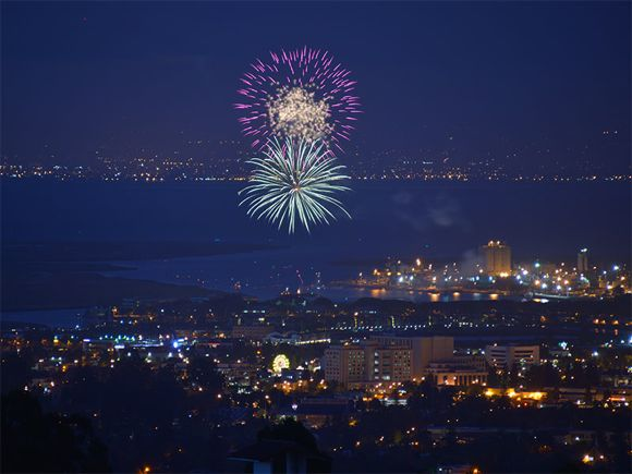 Post image for Where to watch firework displays on the mid-Peninsula