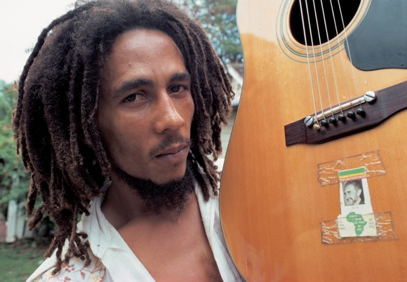 Bob Marley photographed by David Burnett (c) 2014
