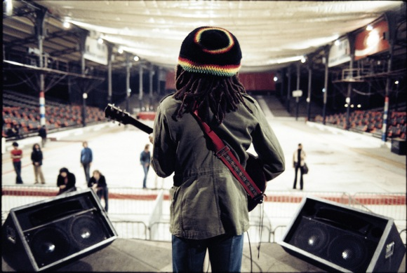 Bob Marley - Europe Exodus Tour