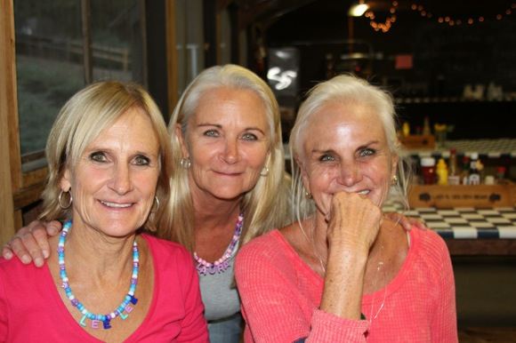 Women's Wellness Weekend at Lair of the Golden Bear is hit with local sisters