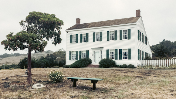 Post image for Nearby: The James Johnston House in Half Moon Bay