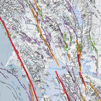 Post image for Menlo Park-based USGS issues update on the West Napa earthquake that struck yesterday