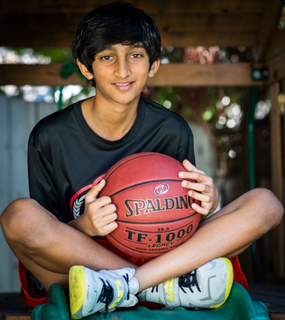 Alley Oop Kids new project focuses on sending foster kids to a sporting event