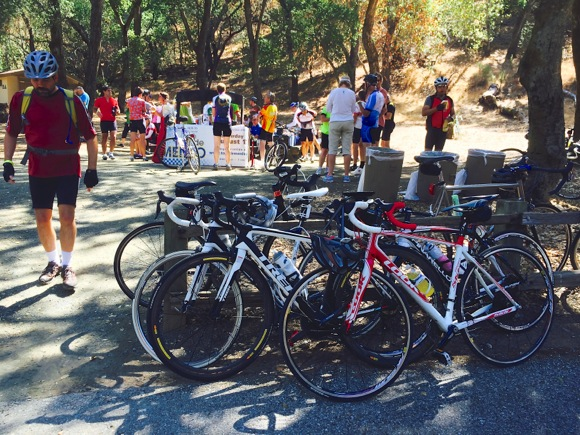 Post image for Local cyclists participate in 2014 Tour De Menlo