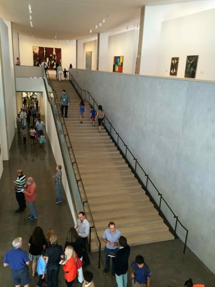 Anderson art collection moves from Atherton home to dedicated building at Stanford