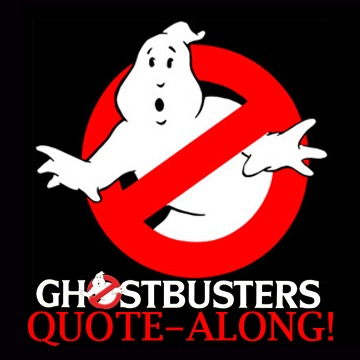 """Watch Ghostbusters at MAPAC on Oct. 28 – and """"act & quote along"""""""