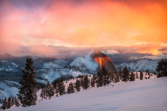 Half Dome by Phillip Nicholas