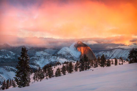 Half Dome by Phillip Nicholas