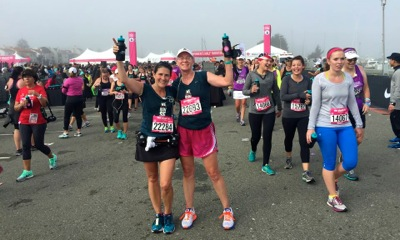 Post image for Menlo Park women shine at Nike Women's Half Marathon today