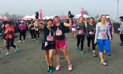 Post image for Menlo Park women shine at Nike Women's Half Marathon today