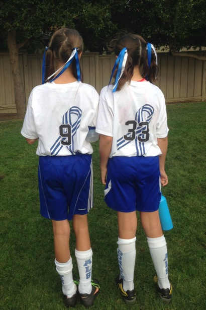 Alpine Strikers 02 Girls Club raises awareness for ALS