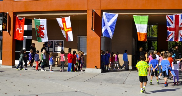 Post image for Annual Cultural Arts Day at Encinal School celebrates the British Isles