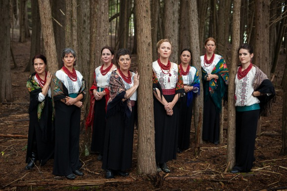 Post image for Kitka Women's Vocal Ensemble performs at St. Bede's on Dec. 14
