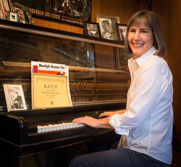 cabaret singer Nancy Gilliland
