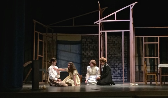 Post image for Hillview Middle School presents The Miracle Worker for four performances,  Nov. 20-22