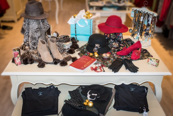 Post image for Hats, shoes, gloves, and more – take your pick at Blue Illusion