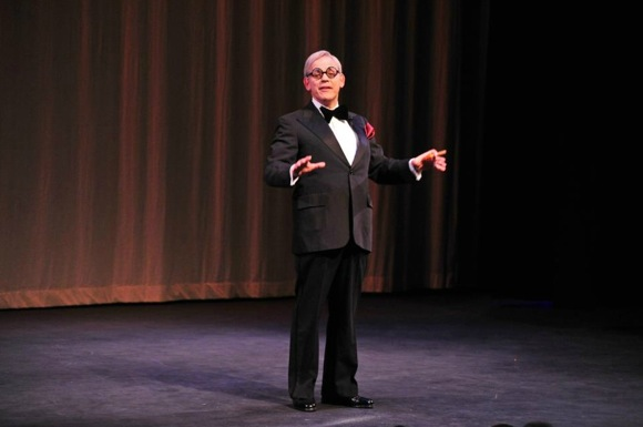 George Burns tribute show takes place on January 3