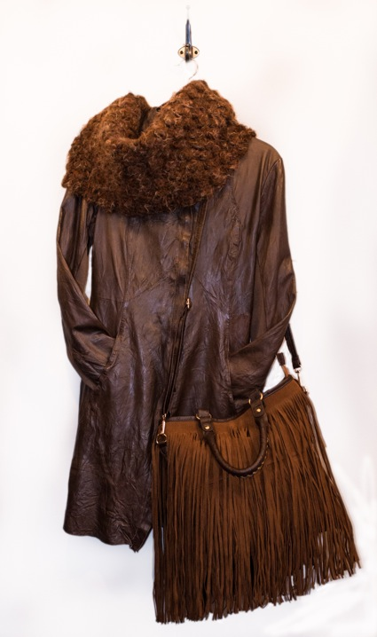 Post image for Stylish winter looks come in brown at Graciana