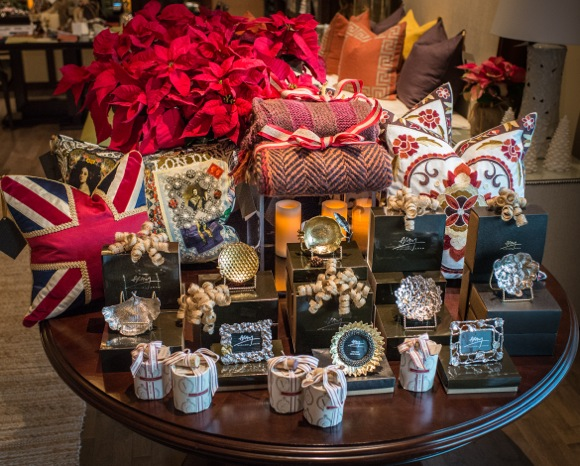 holiday gifts suggestions at HOME in Menlo Park