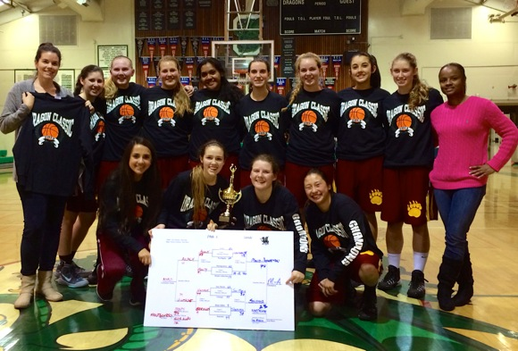 Post image for M-A Girls Varsity Basketball wins 19th annual Dragon Classic tourney