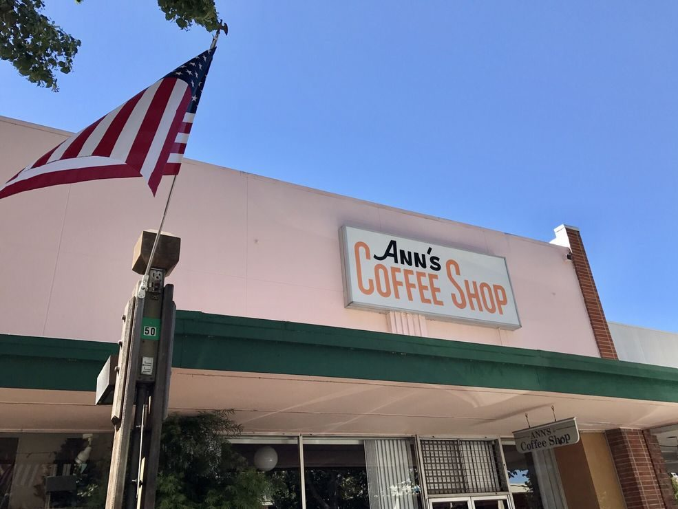 Ann's Coffee Shop in downtown Menlo Park set to close on April 19