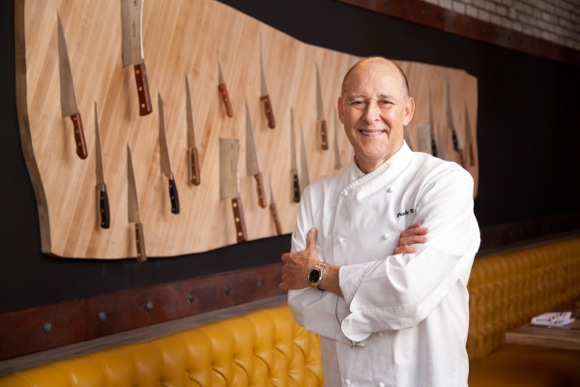 Chef and restauranteur Bradley Ogden comes to Menlo Park with opening of Bradley's Fine Diner