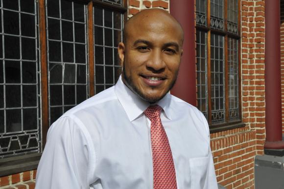 C. Phillip Powell, Executive Director of Peninsula College Fund