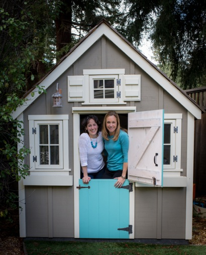 Two Menlo Park moms are founders of Toddle, a combined on-demand playcare and preschool