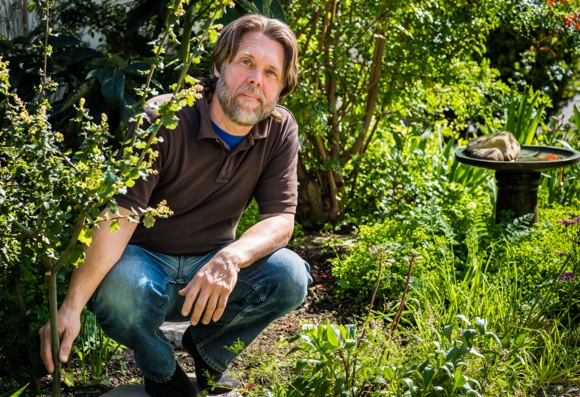 Nick Turner turned from tech to eco-system garden consulting