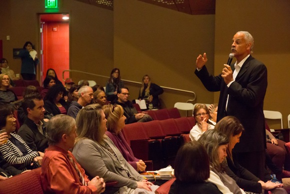 Post image for Stedman Graham visits Menlo-Atherton High School