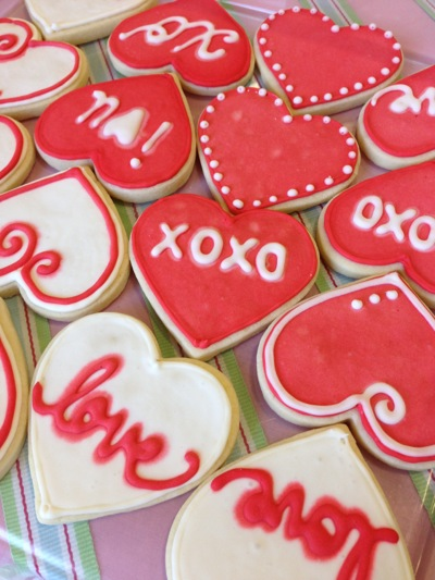 Get your Valentine's Day goodies at Laurel School bake sale this afternoon