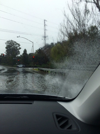 Post image for Another inch of rain falls on Menlo Park