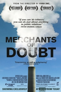 Merchants of Doubt to be screened at Trinity Church on March 7