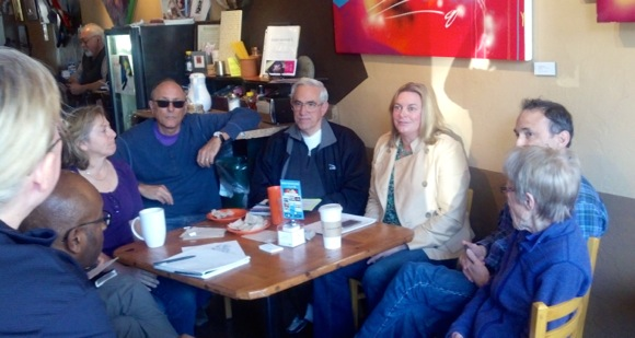 "Post image for What was on citizens' minds at recent ""Coffee with Kirsten"""