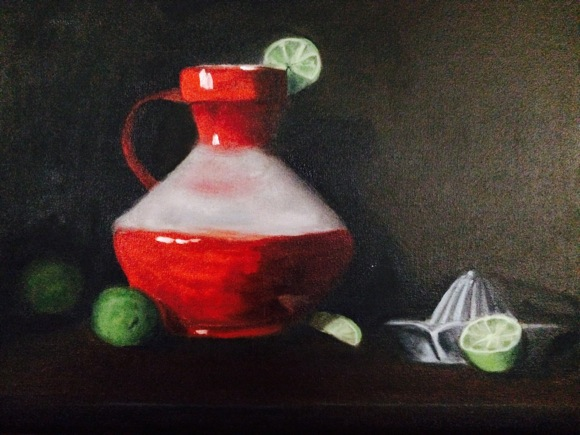 Lime Time by Linda Salter